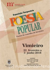 22 FEV A 3 JUN Expo Poesia Popular Vimieiro