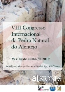 VIII Congresso Internacional da Pedra Natural do Alentejo - Cartaz Final...